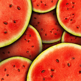 Fototapety Watermelon slices