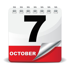 7 OCTOBER ICON