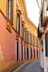 Carmona streets, Spain