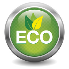 GREEN eco button