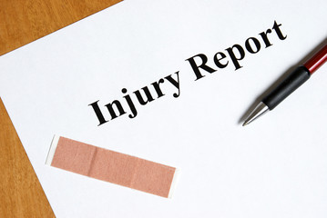 Injury Report