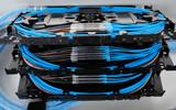 Fiber optic splice cassettes poster