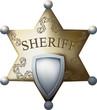 sheriff bage