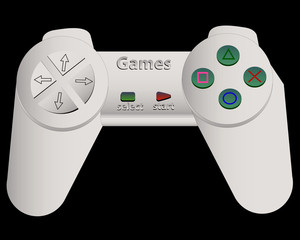computer  joystick