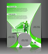 Global Business Flyer & Poster Template.