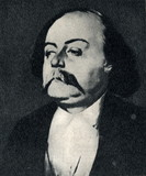 Gustave Flaubert , french writer