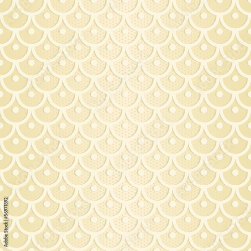 Bright seamless vintage pattern