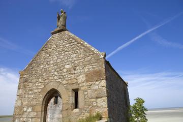 Saint Aubert Chapel