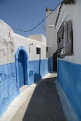 kasbah degli oudaia - rabat
