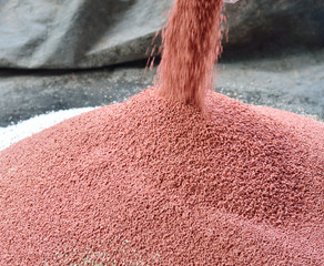 phosphate chemical plant fertilizer