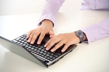 Laptop Arbeit