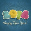Happy Retro New Year 2014