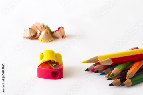 Crayon and Pencil Sharpener