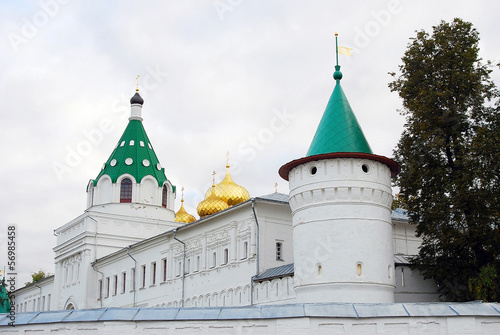 Ipatyevsky monastery in Kostroma, Russia