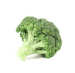 Closeup of fresh broccoli.
