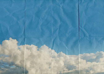 cloudy paper