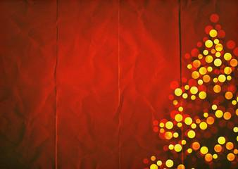 paper christmas design