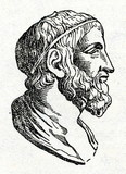 Archimedes, Greek mathematician, physicist, engineer poster