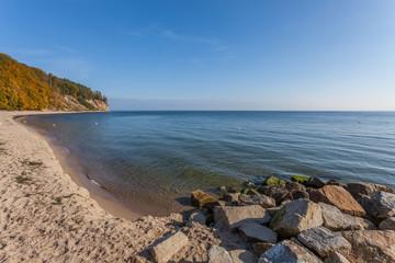 Baltic Sea Coast - Gdynia, Poland