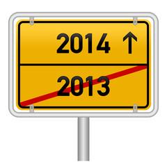 2013-2014 Schild