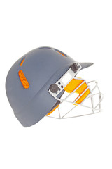 Cricket Helmet With Protective Face Guary