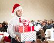Obrazy na płótnie, fototapety, zdjęcia, fotoobrazy drukowane : Christmas conference