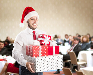 Christmas conference