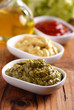 pesto ligure ed altre salse