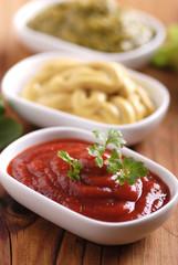 ketchup ed altre salse