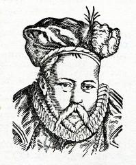 Tycho Brahe, danish astronomer