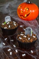Cupcake Halloween Bara