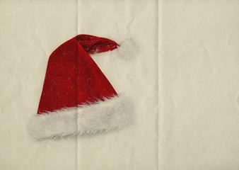 santa hat paper