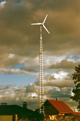 private wind turbine
