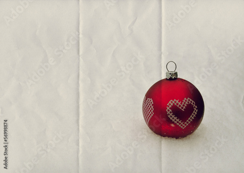 xmas decoration paper