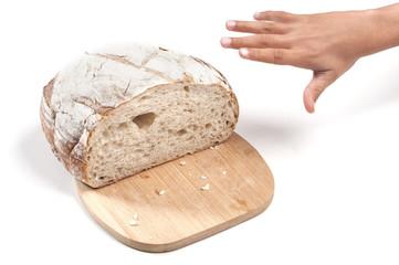 Stealing bread