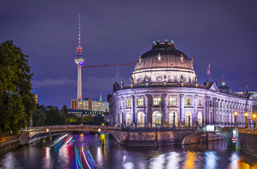 Museum Island in Berlin, Germany