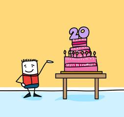 Joyeux anniversaire - 20 ans