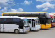 buses on parking - 57001646