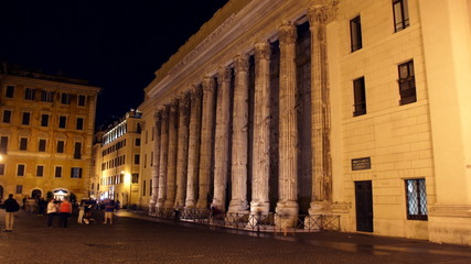 Temple of Hadrian, Rome