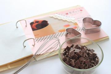 チョコレート作り