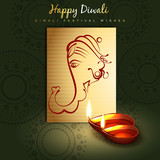 happy diwali design