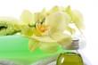 Wellness Grün Ochideen Öl