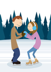 Couple_IceSkating