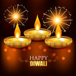 beautiful diwali background