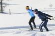 Langlauf-Bilder aus dem Chiemgau