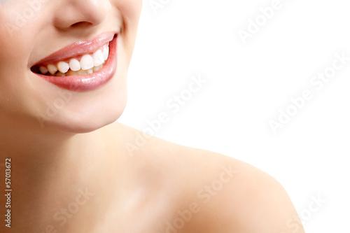 Fototapeten,lächeln,lächelnd,frau,mädchen