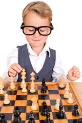 kleiner Schachspieler