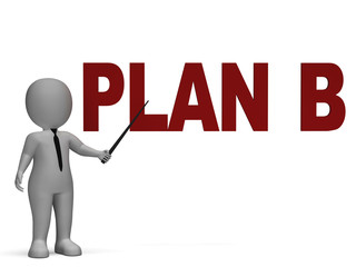 Plan B Shows Alternative Strategy