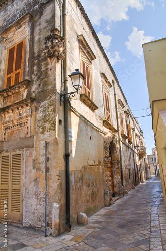 Alleyway. Mesagne. Puglia. Italy. - 57018012