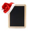 Lavagna natalizia verticale